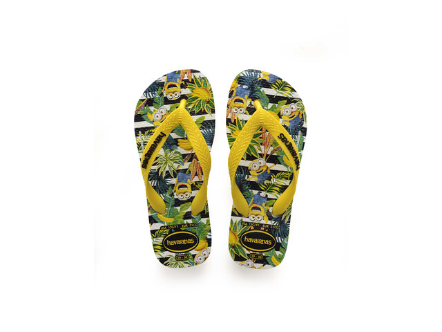 1353aa8a790d havaianas Minions Sandals Children yellow at Addnature.co.uk